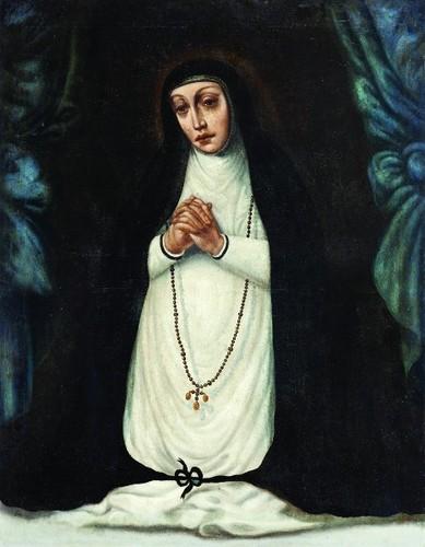 Gabinete de Estudio: Virgen de la Soledad
