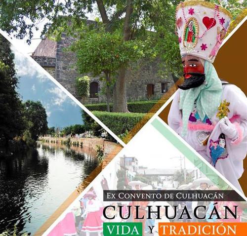 Ex Convento de Culhuacán. Vida y tradición