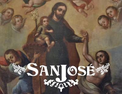 Muestra de Calendario Litúrgico: San José