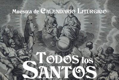 Muestra de Calendario Litúrgico: Todos los Santos