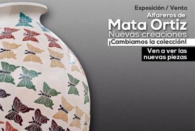 Alfareros de Mata Ortiz