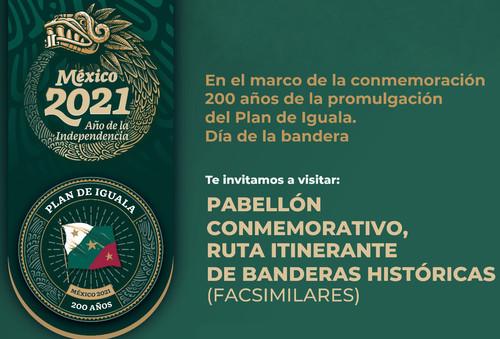 200 años de la promulgación del Plan de Iguala