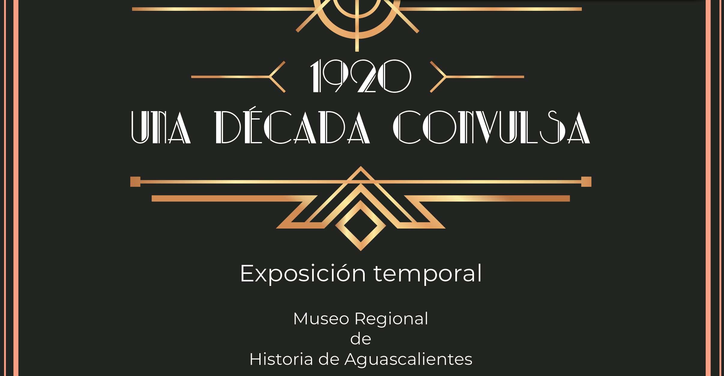 1920. Una década convulsa
