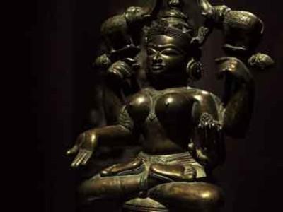Arte antiguo de la India. Obras maestras de la colección del Museo de Arte del Condado de los Ángeles