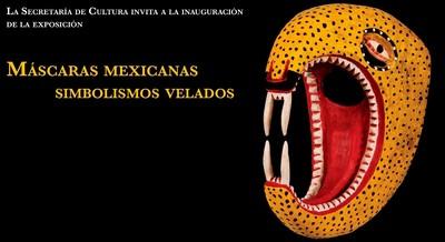 Máscaras mexicanas, simbolismos velados