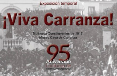 ¡Viva Carranza!
