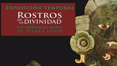 Rostros de la divinidad. Mosaicos mayas de piedra verde