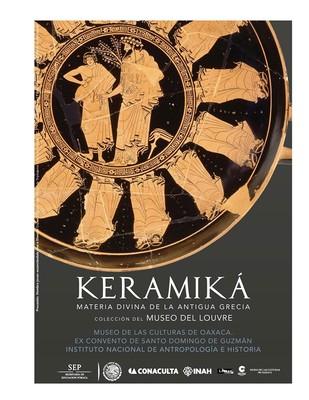 Keramiká. Materia divina de la antigua Grecia