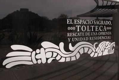 El espacio sagrado Tolteca