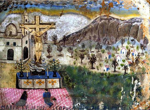 Exvoto a Cristo