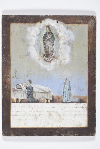 V. de Guadalupe/Dolor de estomago