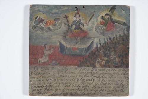 Sn. Miguel, Jesús de los 3 caminos,Sacromonte Amecameca