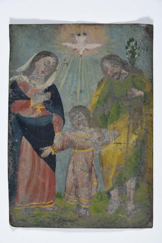 Sagrada Familia y Espiritu Santo