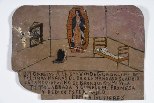 Virgen de Guadalupe / Enfermedad