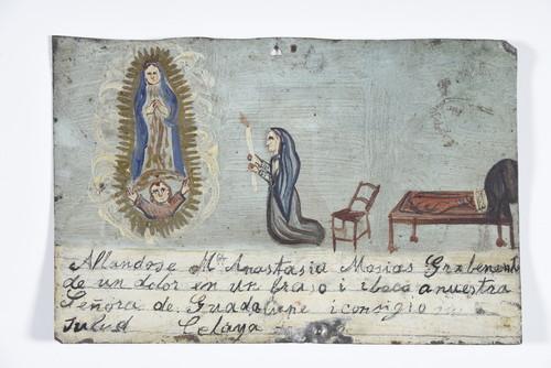 Virgen de Guadalupe / Por dolor / Celaya