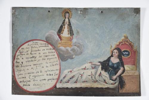 María Santidima de la Soledad