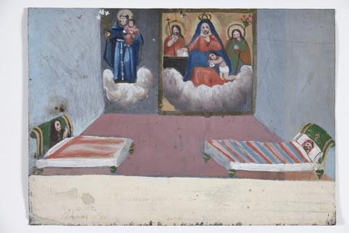 San Antonio y Virgen de Belén