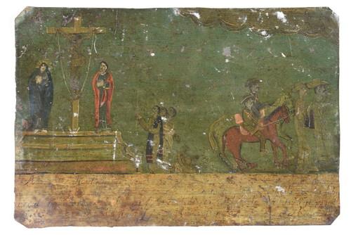 Señor del Llanito con María y José