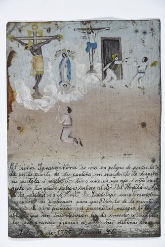 Virgen de Guadalupe, SR. DEL HOSPITAL Y DE SALUD