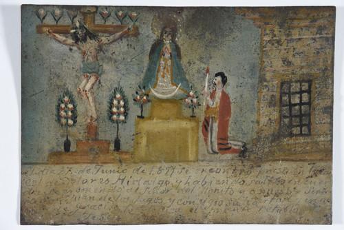 Señor del Llanito y Virgen San Juan de Lagos
