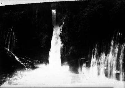 La Tzararacua, cascada