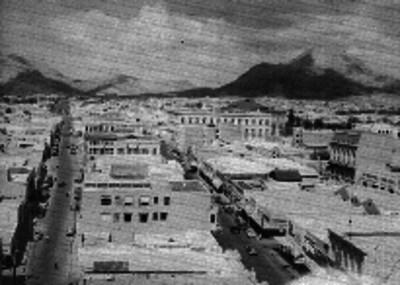 Ciudad de Chihuahua, panorámica