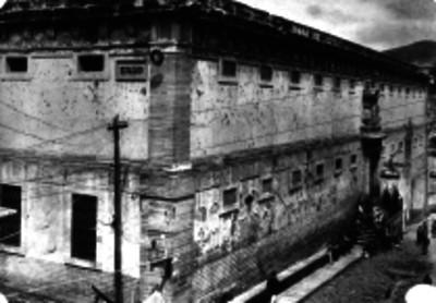 Alhóndiga de Granaditas, vista parcial