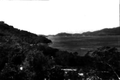 Bahía de Acapulco, vista parcial