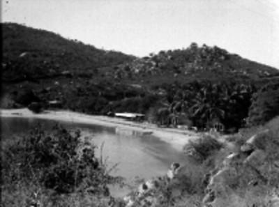 Laguna de Acayucan, vista parcial