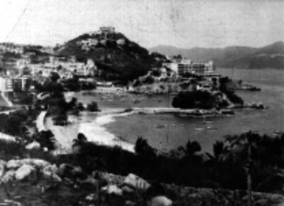 Caletilla en Acapulco