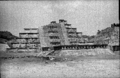 Ruinas arqueológicas de El Tajín