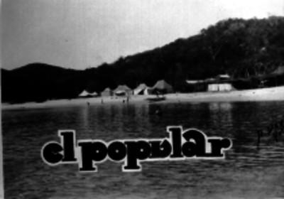 Lago, publicación de El Popular
