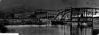 Puerto maritimo de Tampico