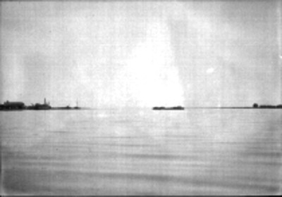 Bahía del puerto de Tampico
