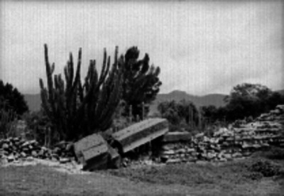 Ruinas arqueológicas de Yagul, Oaxaca
