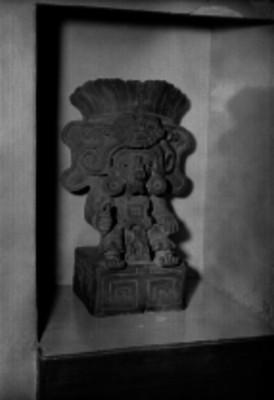 Pieza arqueológica zapoteca