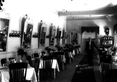 Hotel Lara, restaurante