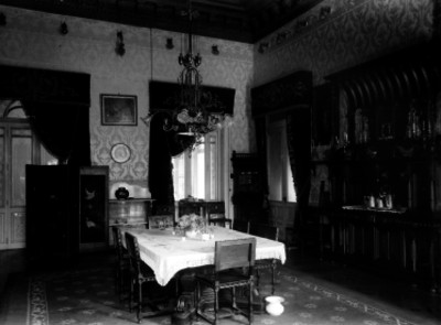 Comedor de un casa
