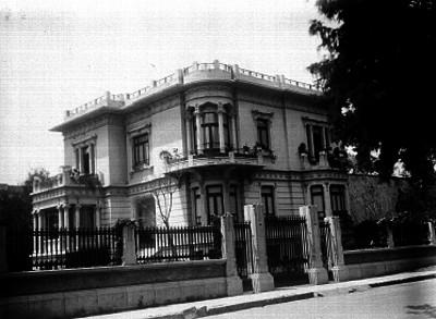 Casa habitación, vista general
