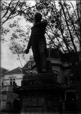 Monumento al general Guadalupe Victoria
