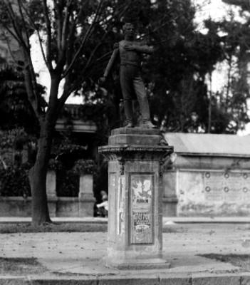 Monumento a Guadalupe Victoria