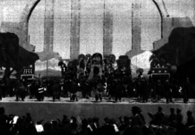 Festival cultural en el parque Venustiano Carranza