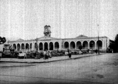 Palacio municipal de Xochimilco
