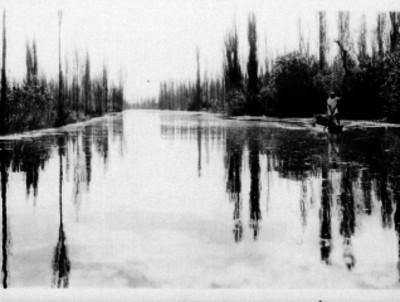 Canal principal de Xochimilco
