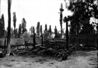 Terreno baldío en Xochimilco