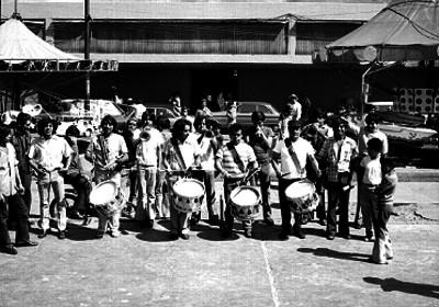 Banda del centro deportivo y cultural de Tepito