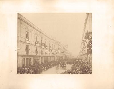 """""""Avenida del cinco de mayo"""", festejos del 16 de Septiembre"""