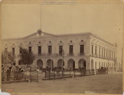 Edificio de Gobierno en Mérida, Yucatán