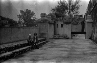 Pasillos del Fuerte de San Juan de Ulúa
