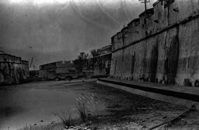 Paredones del Fuerte de San Juan de Ulúa